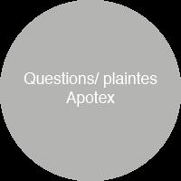 Questions plaintes_Apotex