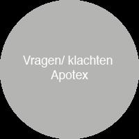 VragenKlachten_Apotex